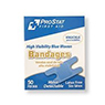 BANDAGE BLUE DETECTABLE KNUCKLE [50 QTY]